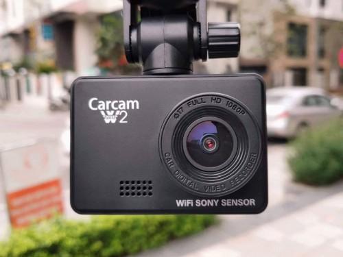 Carcam W2 WIFI 007